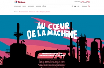 Total - Au cœur de la machine